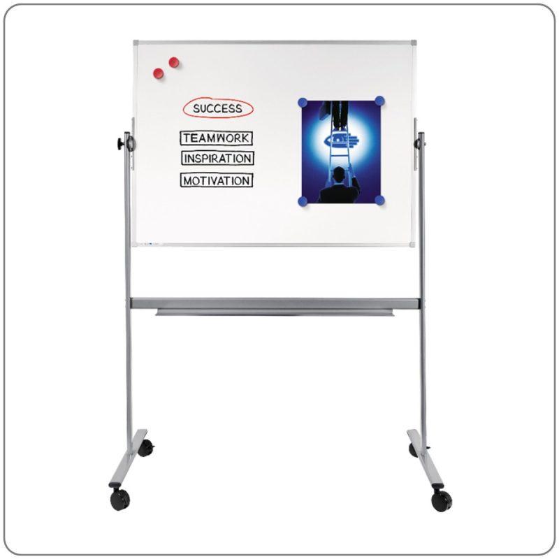 Fahrbare Whiteboard